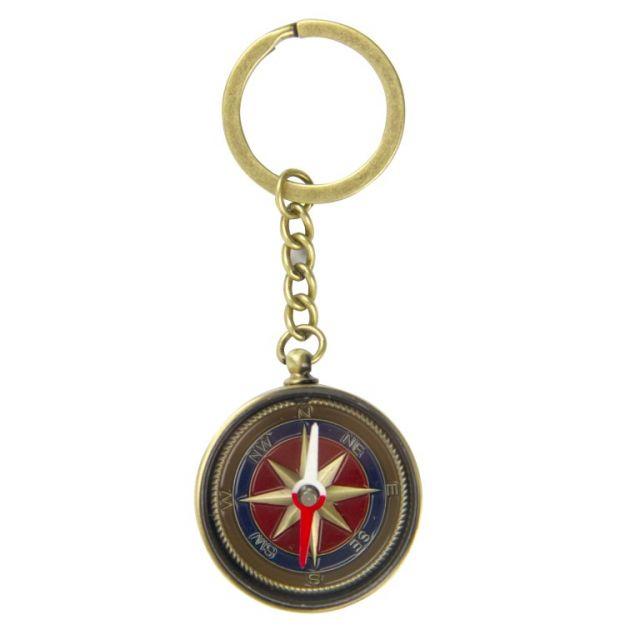 Sleutelhanger kompas P.2