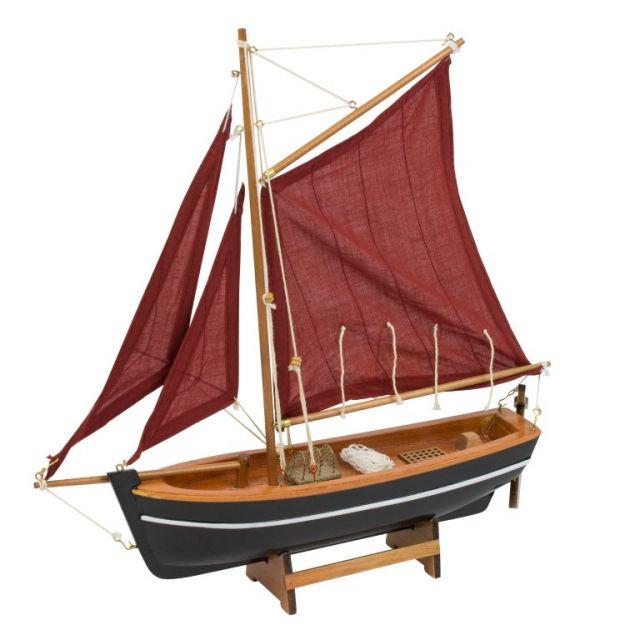 Zeilboot Galway Hooker 30cm