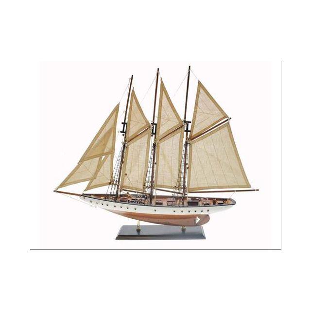 Zeilboot Driemaster Atlantic 60 cm