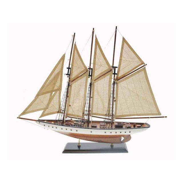 Zeilboot Driemaster Atlantic 75 cm