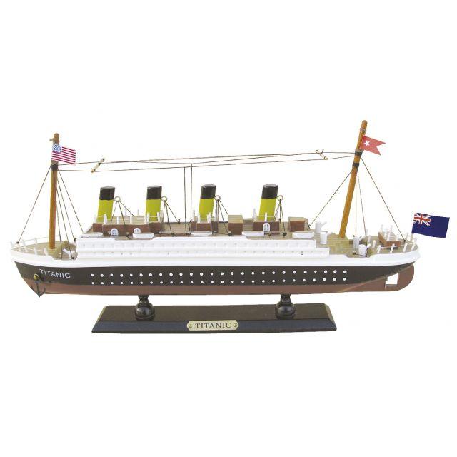 Titanic  L: 35 cm x H: 17 cm